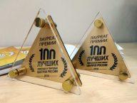 ТРЦ Central Park и ТРЦ «Галактика» вошли в рейтинг 100 лучших торговых центров России